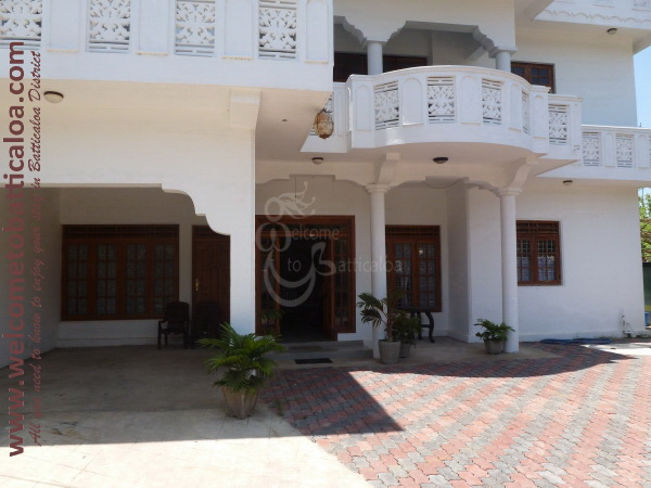 White Doe Rest 04 - Batticaloa Guesthouse - Welcome to Batticaloa