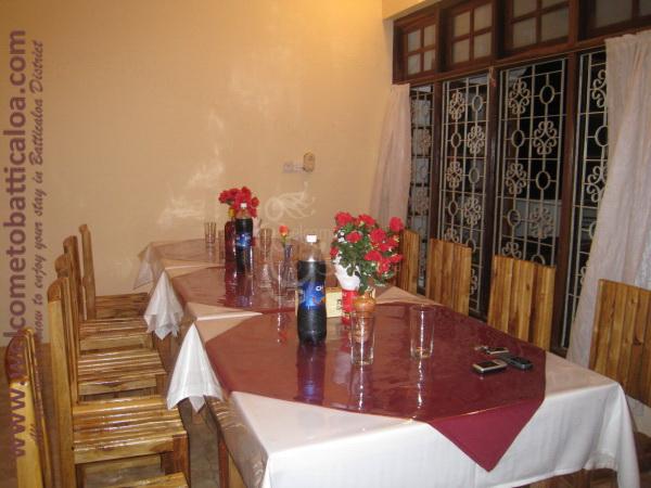 White Doe Rest 14 - Batticaloa Guesthouse - Welcome to Batticaloa