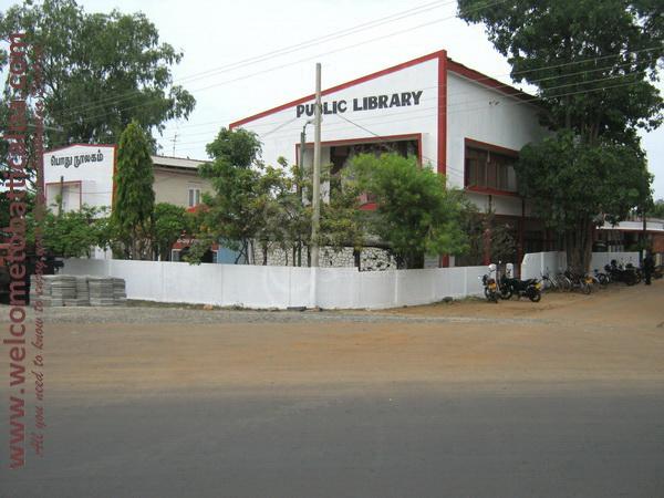 Batticaloa Public Library - 02