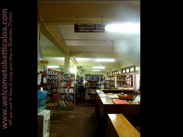 Batticaloa Public Library - 08