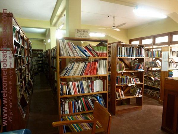 Batticaloa Public Library - 10