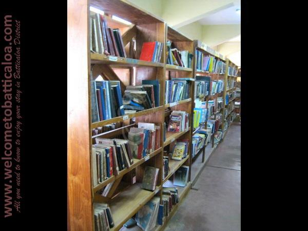 Batticaloa Public Library - 12