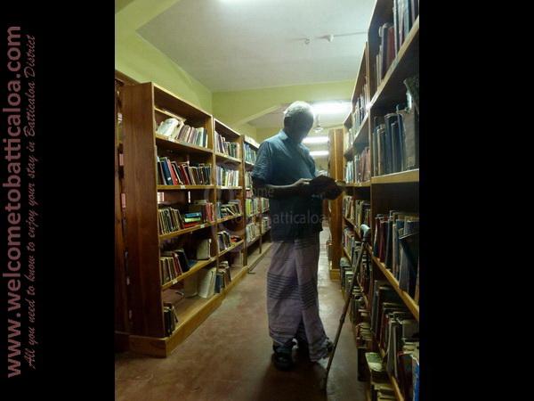 Batticaloa Public Library - 14