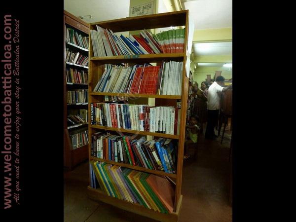 Batticaloa Public Library - 21