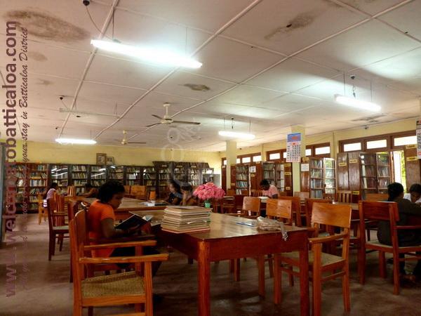 Batticaloa Public Library - 23