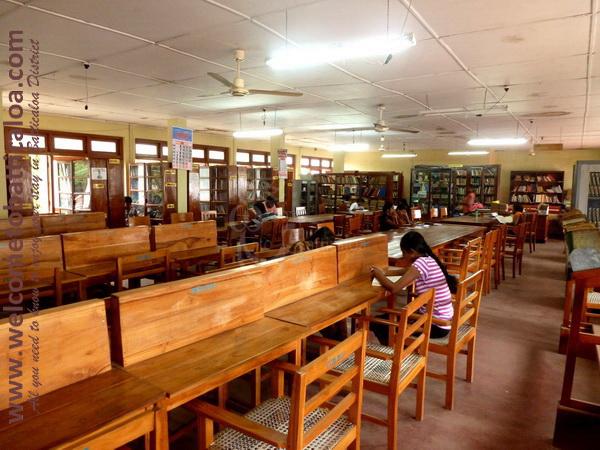 Batticaloa Public Library - 24