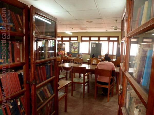 Batticaloa Public Library - 26