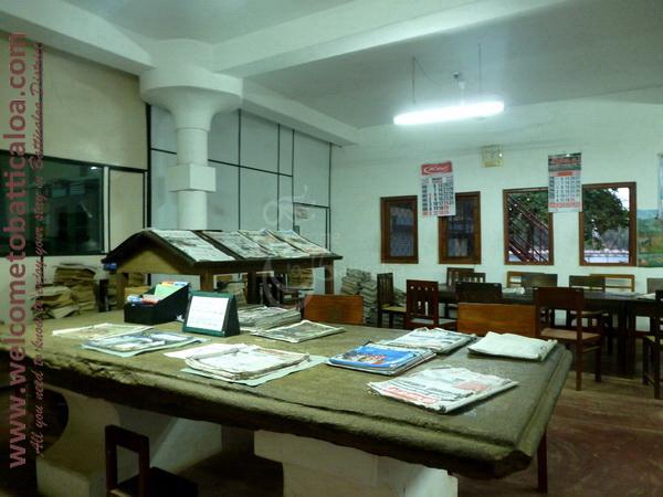 Batticaloa Public Library - 31