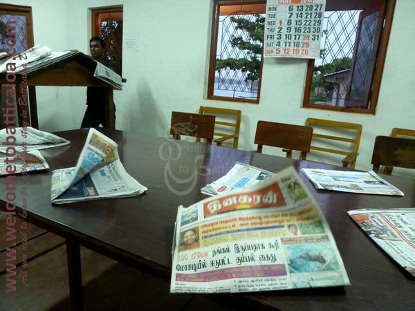 Batticaloa Public Library - 32
