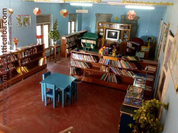 Batticaloa Public Library - 39b