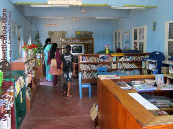 Batticaloa Public Library - 40