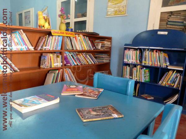 Batticaloa Public Library - 41