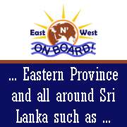 Eastern Province and all around Sri Lanka