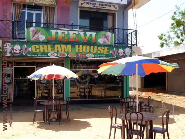 Jeevi Cream House 01 - Passikudah Valaichchenai Ice Cream  - Welcome to Batticaloa