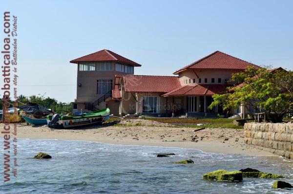 Kayjay Beach House 28 - Passikudah Bungalow - Welcome to Batticaloa