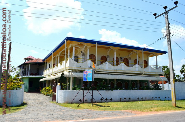 Victoria Guest House 02 - Kalkudah Guesthouse - Welcome to Batticaloa