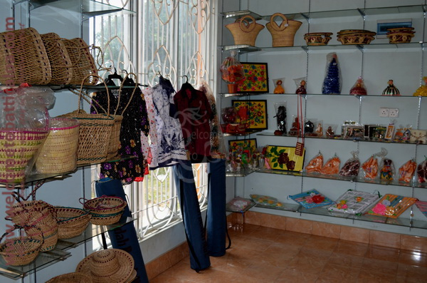 WRDS Sales Centre 07 - Passikudah Kalkudah Souvenirs Shopping - Welcome to Batticaloa