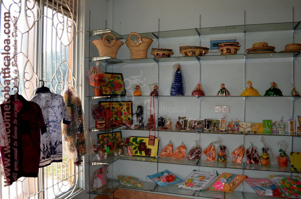 WRDS Sales Centre 09 - Passikudah Kalkudah Souvenirs Shopping - Welcome to Batticaloa
