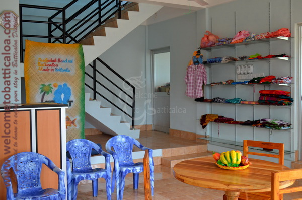 WRDS Sales Centre 12 - Passikudah Kalkudah Souvenirs Shopping - Welcome to Batticaloa