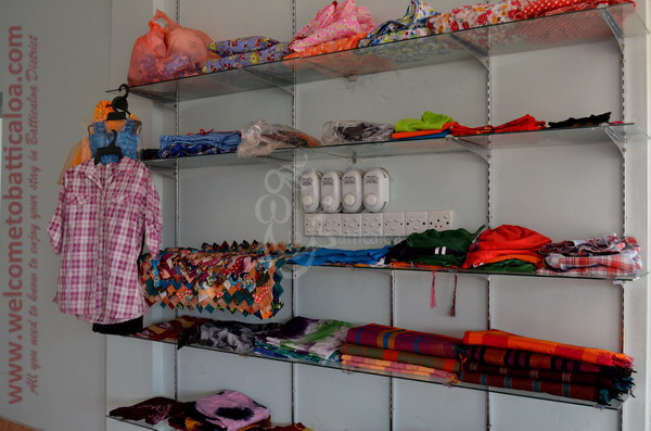 WRDS Sales Centre 14 - Passikudah Kalkudah Souvenirs Shopping - Welcome to Batticaloa