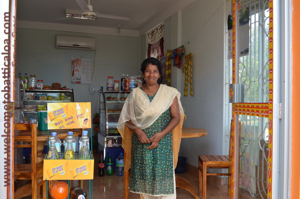 WRDS Sales Centre 33 - Passikudah Kalkudah Souvenirs Shopping - Welcome to Batticaloa
