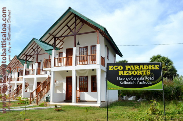 Eco Paradise Resorts - Passikudah - Welcome to Batticaloa - 02