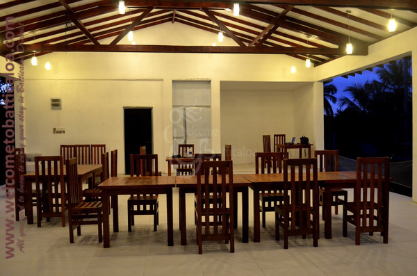 Eco Paradise Resorts - Passikudah - Welcome to Batticaloa - 32