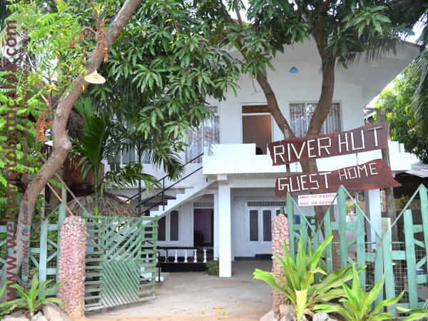 River Hut Guest Home 03 - Batticaloa Guesthouse - Welcome to Batticaloa