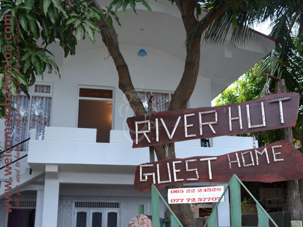 River Hut Guest Home 13 - Batticaloa Guesthouse - Welcome to Batticaloa
