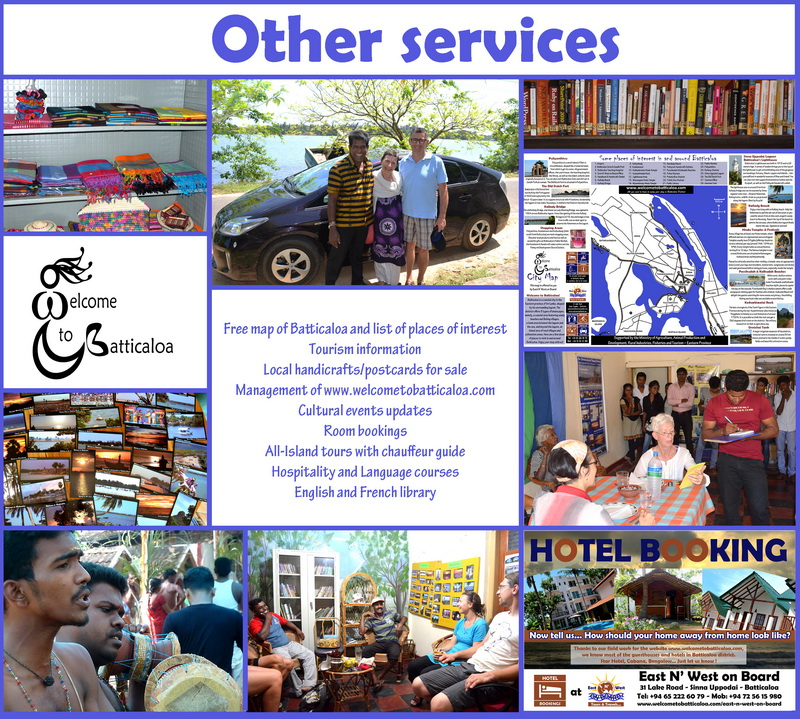 Other services