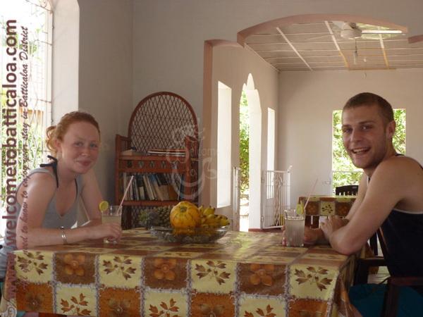 The New Land 31 - Kalkudah Guesthouse & Restaurant - Welcome to Batticaloa