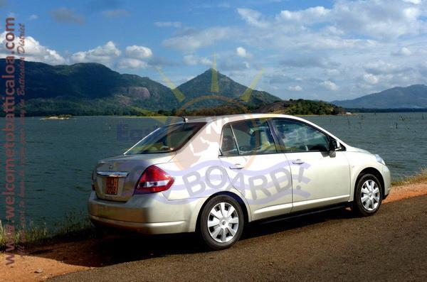 East N' West on Board 01 - Drivers Vehicles Guides Vans Cars Auto - Batticaloa Passikudah