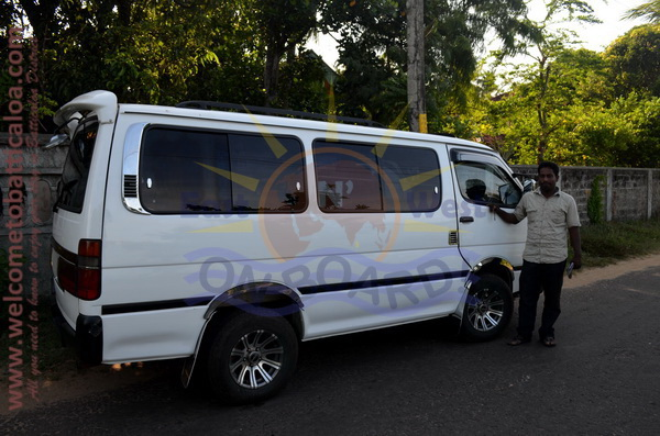 East N' West on Board 11 - Drivers Vehicles Guides Vans Cars Auto - Batticaloa Passikudah