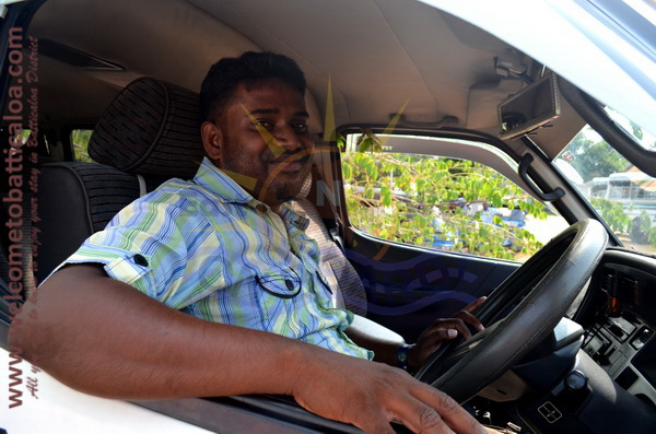 East N' West on Board 32 - Drivers Vehicles Guides Vans Cars Auto - Batticaloa Passikudah