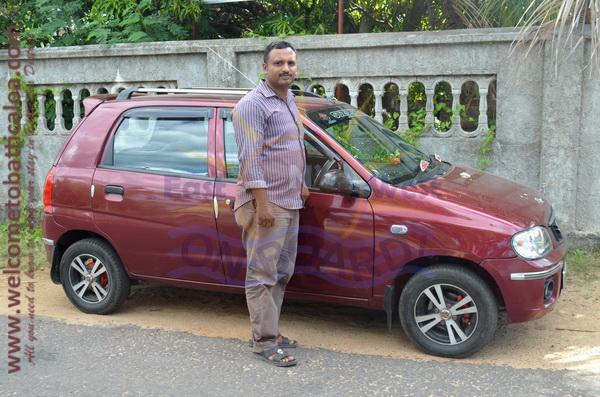East N' West on Board 39 - Drivers Vehicles Guides Vans Cars Auto - Batticaloa Passikudah