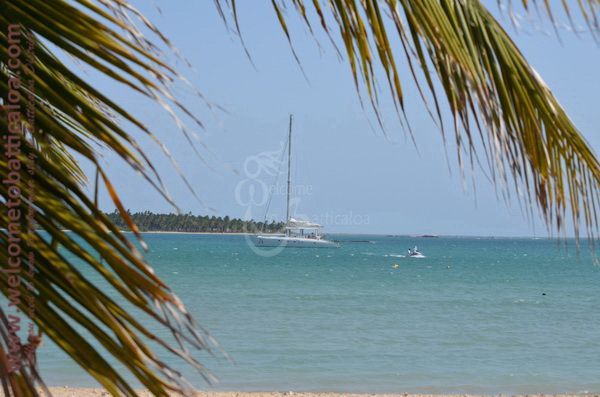 Sail Lanka Charter 02  - Water Sports Passikudah - Sailing Boat - Welcome to Batticaloa