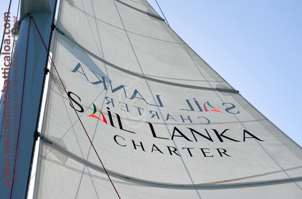 Sail Lanka Charter 21  - Water Sports Passikudah - Sailing Boat - Welcome to Batticaloa