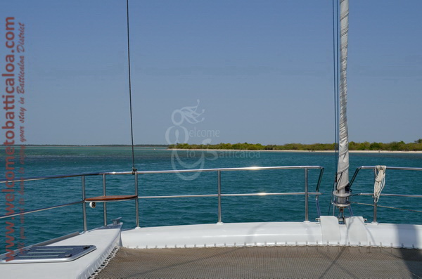 Sail Lanka Charter 42  - Water Sports Passikudah - Sailing Boat - Welcome to Batticaloa