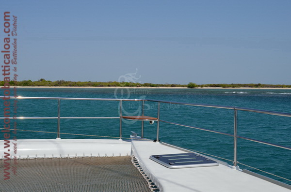 Sail Lanka Charter 43  - Water Sports Passikudah - Sailing Boat - Welcome to Batticaloa