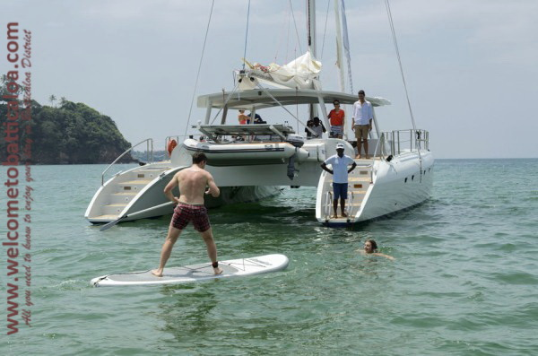Sail Lanka Charter 50  - Water Sports Passikudah - Sailing Boat - Welcome to Batticaloa