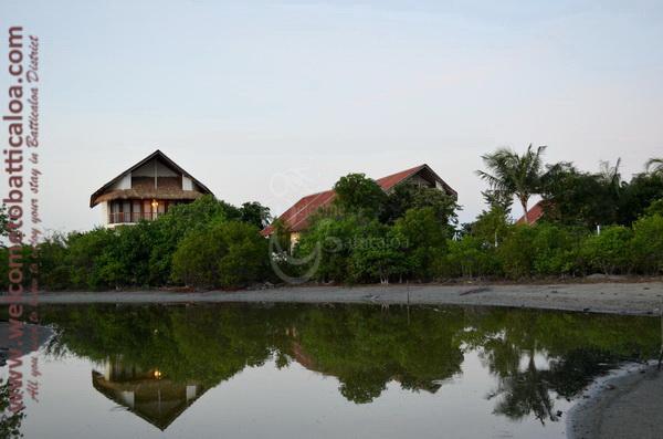 02 - Giman Free Beach Resort - Welcome to Batticaloa Hotel