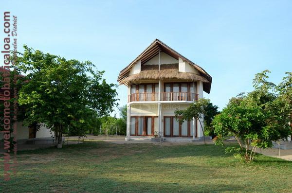 04 - Giman Free Beach Resort - Welcome to Batticaloa Hotel