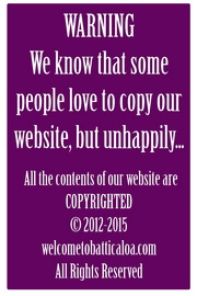 All the contents of our website are copyrighted!