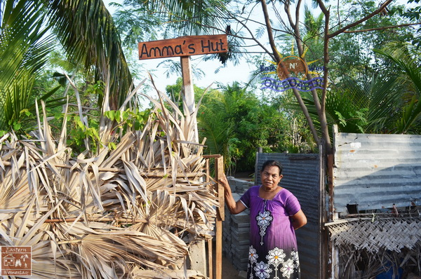 03 - Amma's Hut - Eastern Homestay - Kallady Batticaloa