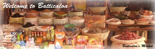 65 - Batticaloa Market