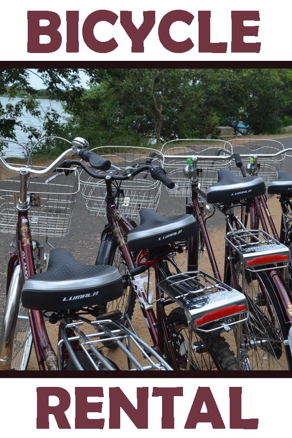 Rent a bike in Batticaloa!